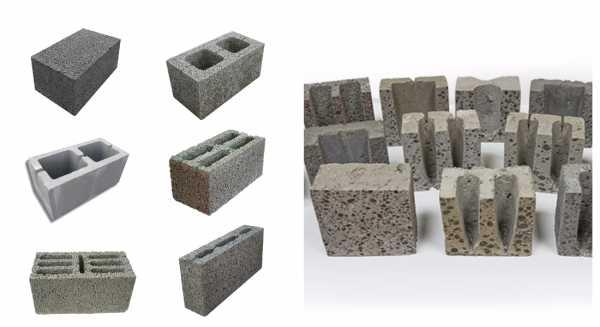 Керамзитобетон щелевой цементный раствор составы