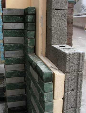 Облицовка домов из керамзитобетона бетон брянск